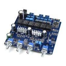 1pc TPA3116 Class D Amplifier Board Bluetooth 2.1 Amplifier Board 100W+2*50W