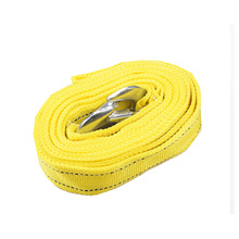 kayoumei auto Towing Rope High Strength Nylon  trailer Towing Ropes Racing Car Universal Tow Eye Strap Tow Strap Bumper Trailer(China (Mainland))