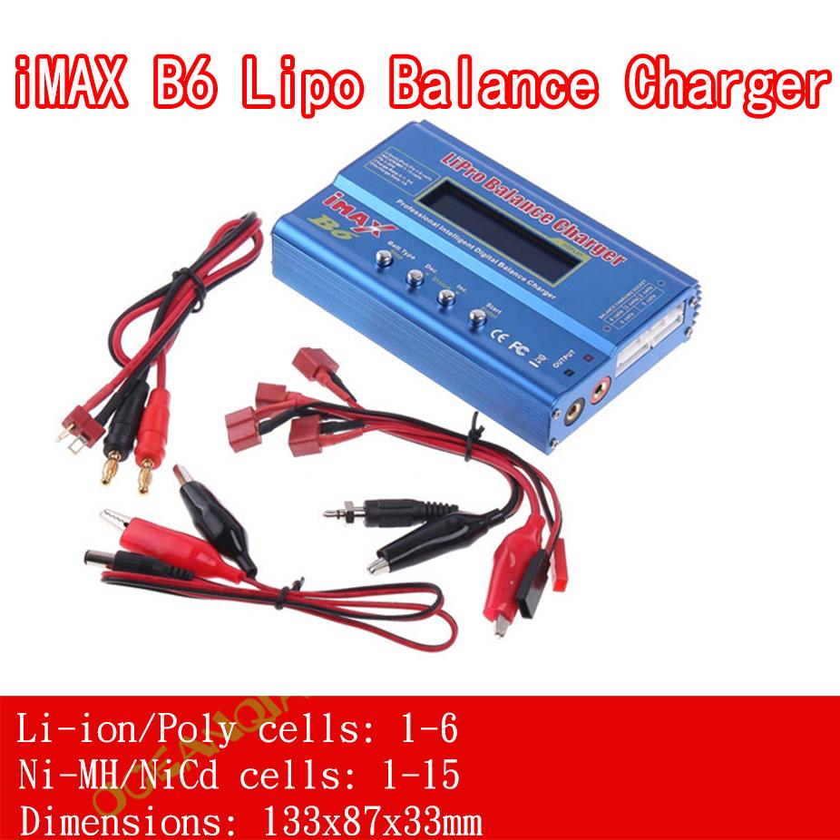 все цены на  Зарядное устройство IMAX B6 LIPO MIMH  онлайн