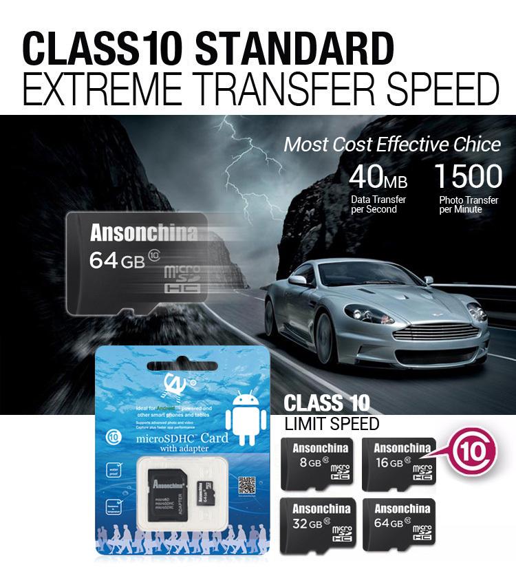 100% Genuine micro sd card CLASS10 memory card 4gb 8gb 16gb 32gb cartao de memoria microsd tarjeta micro sd flash tf SDHC cards(China (Mainland))