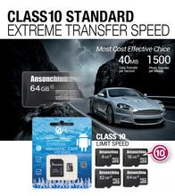 100% Genuine micro sd card CLASS10 memory card 4gb 8gb 16gb 32gb cartao de memoria microsd tarjeta micro sd flash tf SDHC cards