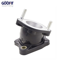 GOOFIT MOTORCYCLE ACCESSORY Intake Manifold Pipe fit for CG 250cc ATV Dirt Bike & Go Kart P091-023(China (Mainland))