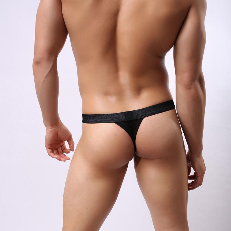 1138 Men Sexy Lace Transparent Personal Briefs Bikini G-string Thong Jocks Tanga Underwear Shorts Exotic T-back(China (Mainland))