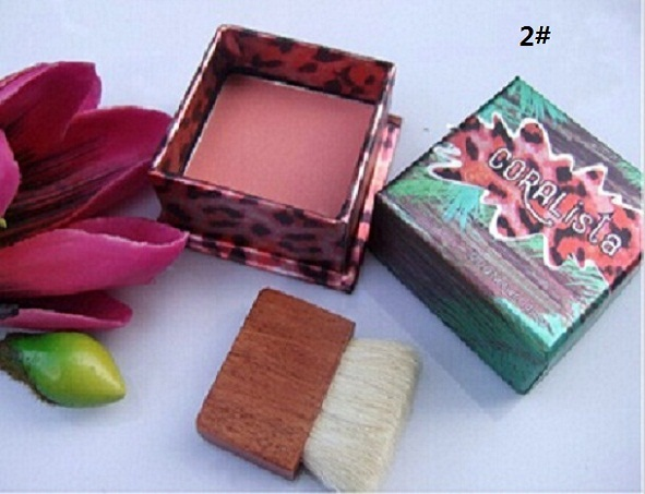 HOT! A High-quality Blush amazing effects/Natural raw materials Extraction safe and Stimulating /easy to use/6 color optional(China (Mainland))