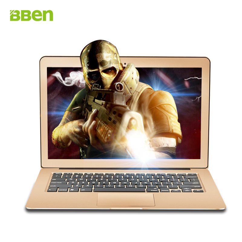 4GB + 64GB 13.3 inch Windows 10 system laptop notebook 5th gen. I5 core CPU Mini laptop notebook computer DHL EMS free shipping(China (Mainland))