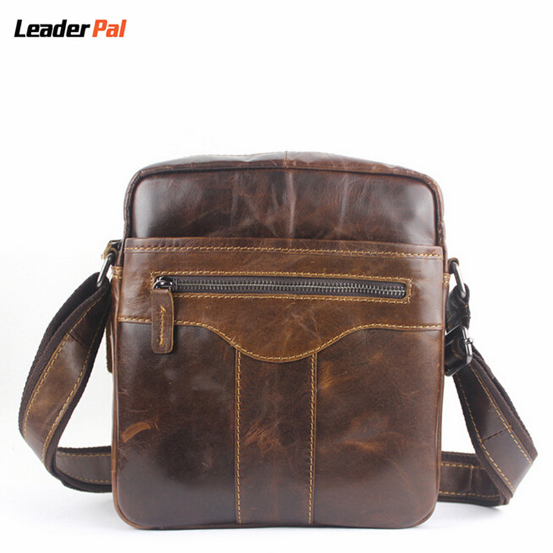 Business Man's Small Messenger Bags Men's Crossbody Bags Small Brand Man Satchels Men's Travel Shoulder Bags Free Shipping