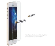 100pcs/l High Clear 0.3mm Premium Tempered Glass Screen Guard Protector Film For iPhone 5 5s 6 6s 7 Plus