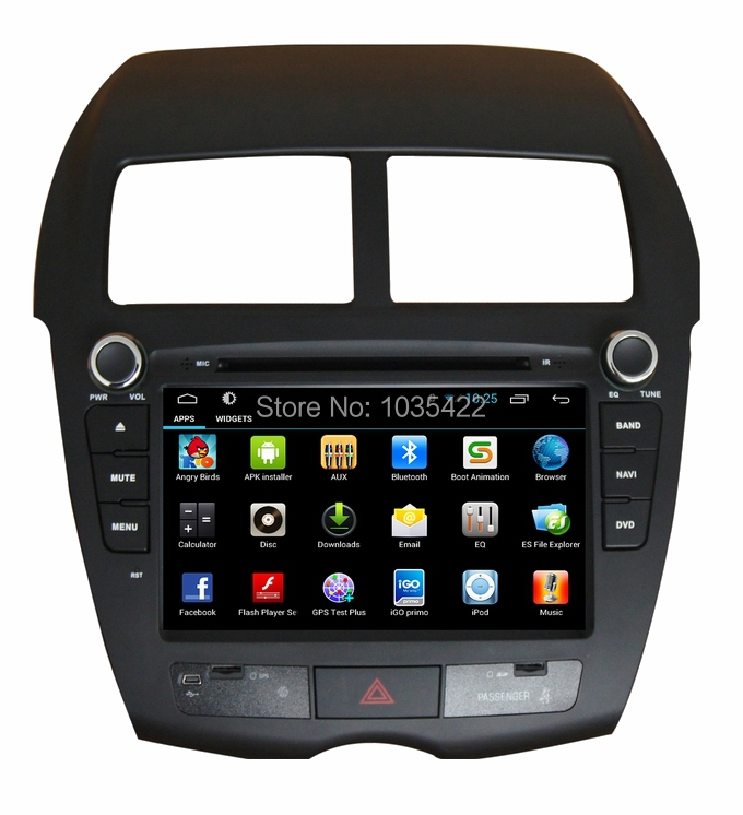 android 4 4 car dvd player for citroen c4 aircross with. Black Bedroom Furniture Sets. Home Design Ideas