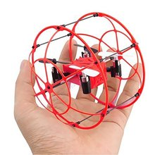2015 New Skytech M66 Mini 2.4G RC Helicopter Super Mini Drone 4CH 6 Axis Remote Control Quadcopter Children's Toys