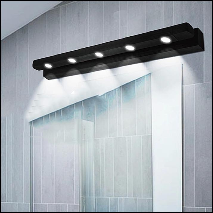 Led mirror light bathroom wall lamp mirror cabinet cosmetic lamp modern brief light 63cm 15W(China (Mainland))