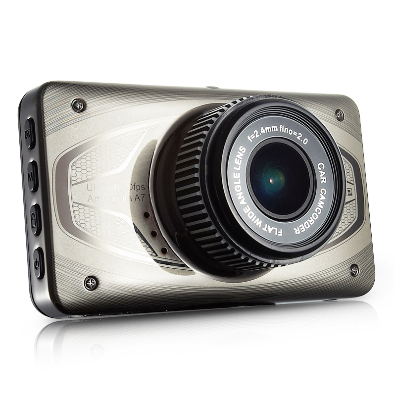 Car DVR Ambarella A7 LA50 OV4689 Super FHD1296P Car Camera Video Recorder Dash Cam G sensor