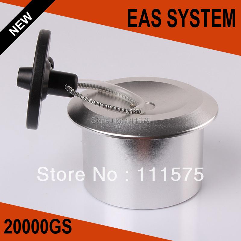 The One Universal Detacher Magnetic super detacher magnetic EAS tag detacher remover security tag detacher 20000GS(China (Mainland))