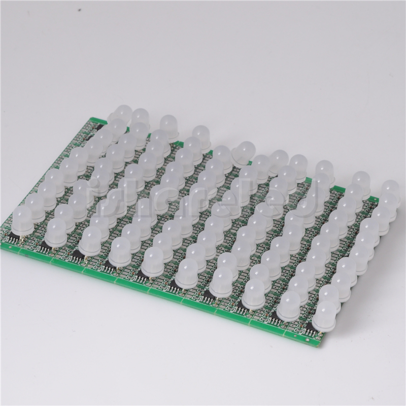 New parallel single line driver chip WS2821 replace WS2811 WS2801 Pixel LED DC5V(China (Mainland))