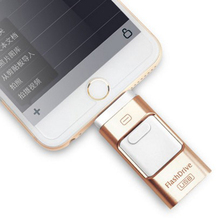 Buy Kimsnot USB Flash Drive 8GB 16GB 32GB 64GB 128GB OTG Flash Disk Stick Pendriv Pen Drive iphone 7/6/5/6s/5s plus ipad Android for $12.95 in AliExpress store