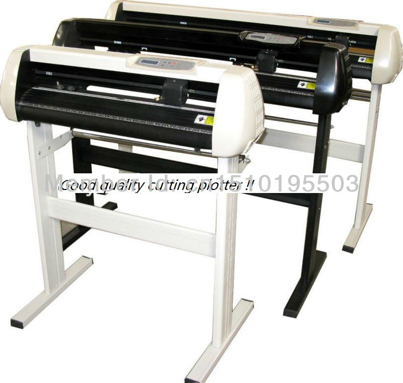 24inch 500g Cutting Plotter 720mm vinyl cutter with artcut software free shipping(China (Mainland))
