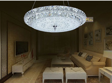 Modern  LED Crystal Pendant Light Fixtures Contemporary Glass Pendant Light Lighting Guaranteed 100% + Free Shipping!(China (Mainland))