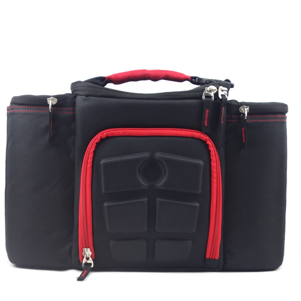 Free shipping New High quality Waterproof Picnic lunch bag insulated cooler bag ice bag lunch box cool bag(China (Mainland))