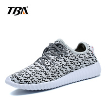 TBA New Men's 350 Casual Running Shoes Ultra Breathable Jogging Shoes Male yeezy Boost Walking Sneakers Tenis Feminino Trainers(China (Mainland))