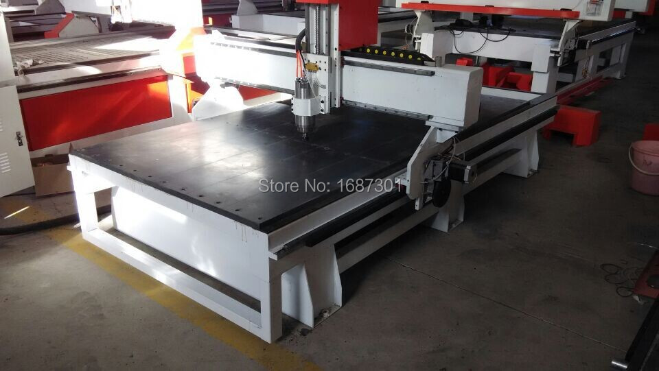 Wood CNC Router 1325 price With Vacuum Table/stepper motor wood cnc router with dust collector/wood cnc router 1325 price(China (Mainland))