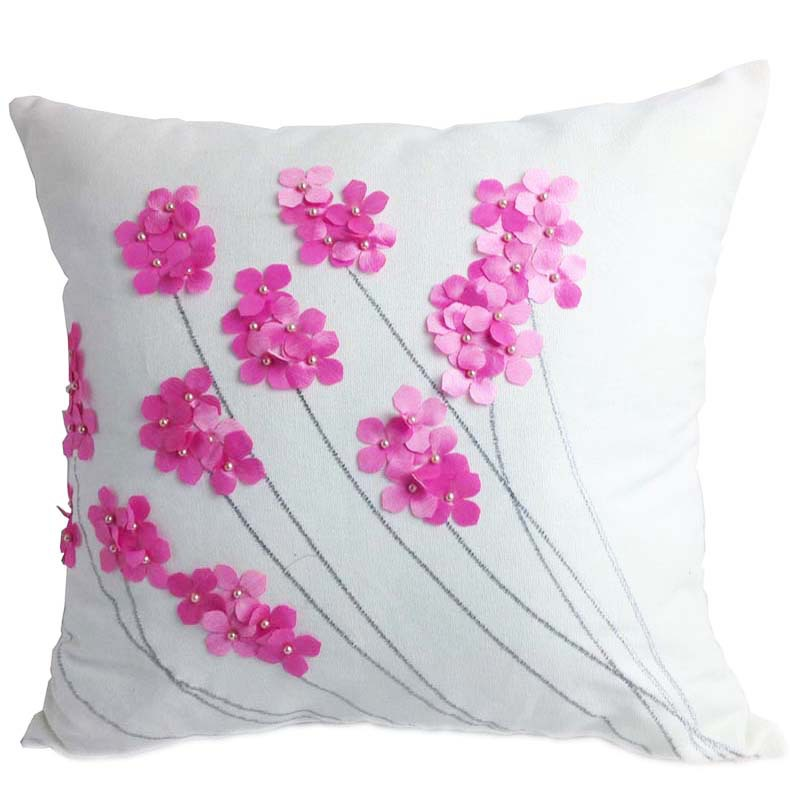 Embroidered Pillow Cover Designs: 22 Fantastic Cushion Covers Designs Embroidery   makaroka com,