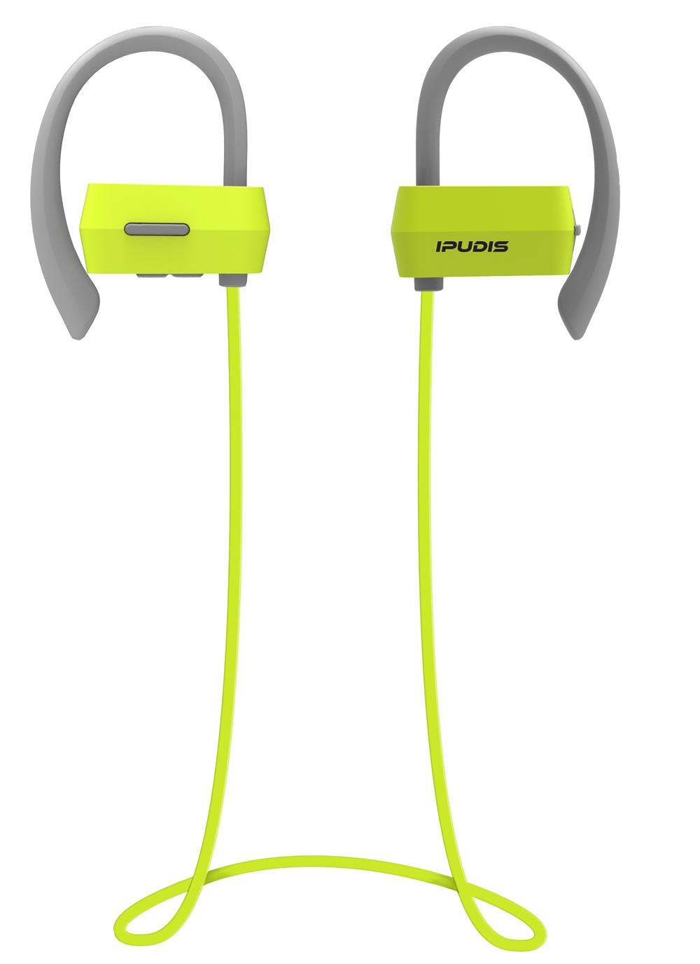 IPUDIS High-end Nano Waterproof Bluetooth earphone Earhook Wireless Headset Ear Hook Sport Headphone Clear Sound with MIC(China (Mainland))