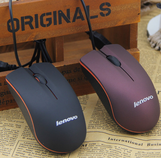 Computer PC wired mouse for lenovo mini mouse usb 2.0 pro gaming optical mice(China (Mainland))