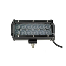 7 inch 60W 4D LED Work Light Bar for Tractor Boat OffRoad 4WD 4x4 Truck SUV ATV Spot Flood Beam 12V 24V(China (Mainland))
