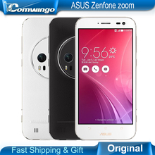 ASUS Zenfone Zoom ZX551ML android смартфон 5.5 «Z3580 2.3 ГГц FHD quad core 4 ГБ/64 ГБ 3x оптический зум камеры 4 Г Lte телефон