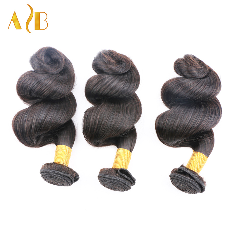 5A Malaysian Loose Wave 4pcs Malaysian Virgin Hair Loose Wave Human Hair Weaves Cheap Malaysian Virgin Hair Queen Hair Products<br><br>Aliexpress
