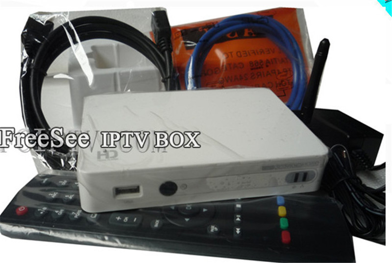 promotion free shipping high quality arabic iptv box arabic channel with 411 channels in set