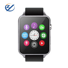 Bluetooth Smart Watch ST88 Clock Heart Rate Health Fitness Smartwatches Wearable Device with GSM/GPRS SIM Card for Smartphone