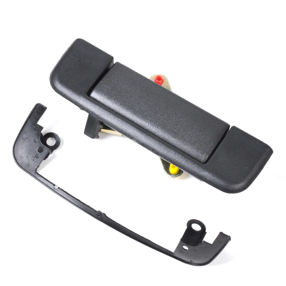 6922089111 New Black Exterior Outside Tailgate Latch Door Handle For Toyota Pickup 1989 1990