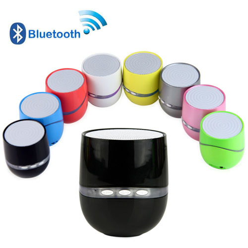 New USB Mini Portable Speakers Mp3 Player Bluetooth Subwoofer Speaker NFC Wireless Blue Tooth Audio Receiver Speaker For Phone(China (Mainland))