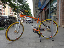 Chinese Carbon Fibre MTB Bicycle Guangzhou Manufacturer(China (Mainland))
