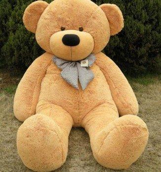 NEW TEDDY BEAR HUGE BIG STUFFED ANIMAL TOY Gift 80cm