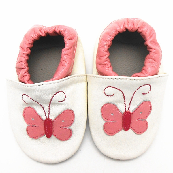 Sayoyo Batterfly Baby Shoe Girl Cow Leather Sapato Sneakers Toddler Baby Moccasins Designer Soft Infant Baby Shoes Free Shipping(China (Mainland))