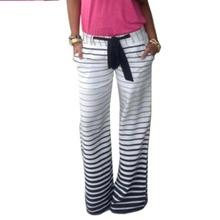 Women Long Pants Beach Harem Causal Wide Leg Gypsy Long Pants Palazzo Trousers Baggy 2016 New Fashion 01c0111