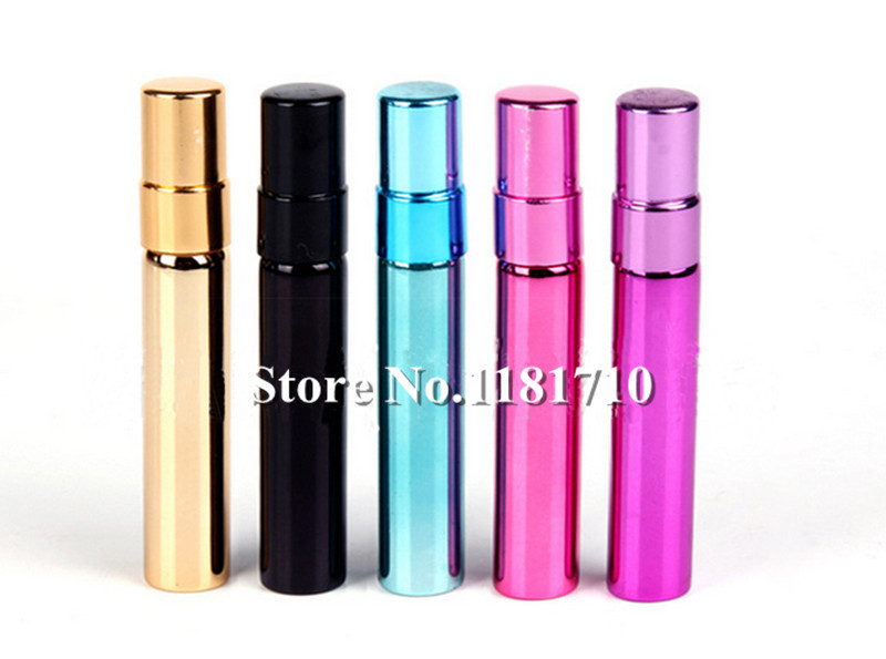5,5ml mini sample glass vial,perfume tube test bottle,mist spray bottle empty cosmetic travel perfume atomizer