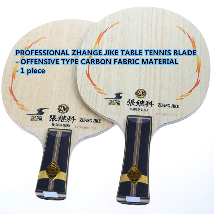 Ракетка для настольного тенниса Carbon table tennis blade 1 /jike ZL ZL CARBON original dhs hurricane hao 3 table tennis blade carbon blade table tennis racket racquet sports indoor sports wang hao use