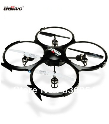 Free shipping remote control helicopter gyroscope four-rotor helicopter Aerial photography image pickup UFO quadrocopter(China (Mainland))