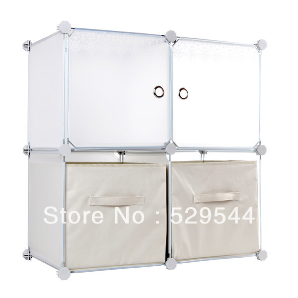 On Sale Wholesale DIY wardrobe armoire jewelry armoire schrank drawer chest end table garderobe CHEST Cabinet 1set/lots