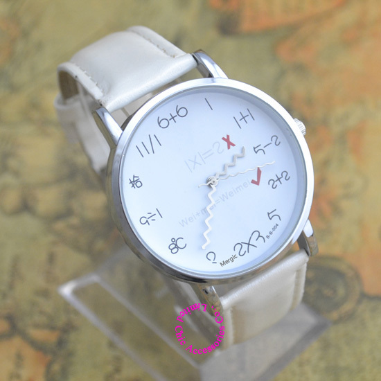 Zegarek damski Arithmetic dwa kolory