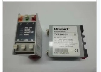 Tvr-3815 tvr2000 tvr2000-1 three-phase power protector goldair relay  free shipping<br><br>Aliexpress