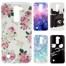 Buy Soft Silicone Case sFor coque LG K10 LTE K420N K430 K430ds F670 Phone Case Cover coque LGK10 Cartoon Lemon Bike Back Cover for $1.28 in AliExpress store