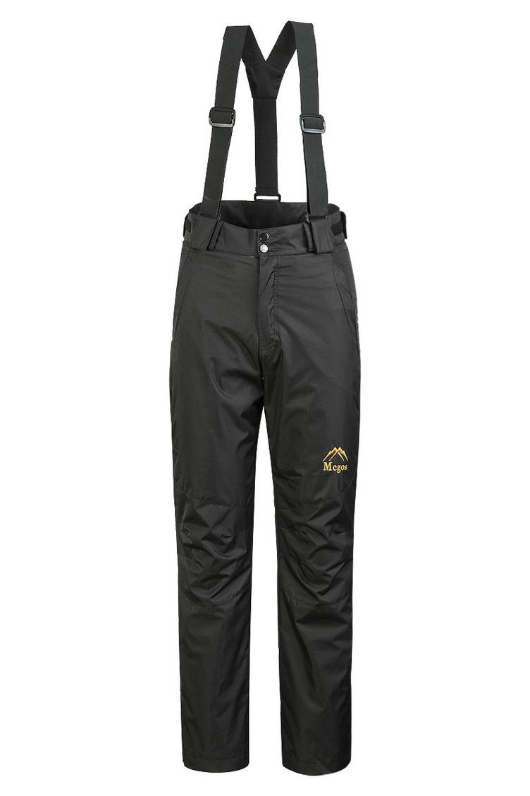 brand 2-layers skiing snowboard pants women winter sportswear outdoor hiking sport suit trousers<br><br>Aliexpress