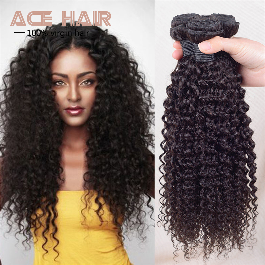 Aliexpress Com Buy Brazilian Kinky Curly Virgin Hair