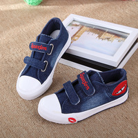 children's shoes fashion high low kids sneakers boys girls  shoes child canvas shoes sport children boots Casual shoes