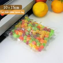 Buy 100 Pcs 10x15cm 0.20mm PA + PE Net Vacuum Food Bags / Vacuum Freezer Bags / Vacuum Seal Food Packaging for $4.06 in AliExpress store