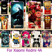 Buy Soft TPU Plastic Mobile Phone Case Xiaomi Redmi 4A Redmi4A Red Rice 4A 5.0 inch Case Cat Cover Shell Skin Housing Back Cover for $1.45 in AliExpress store