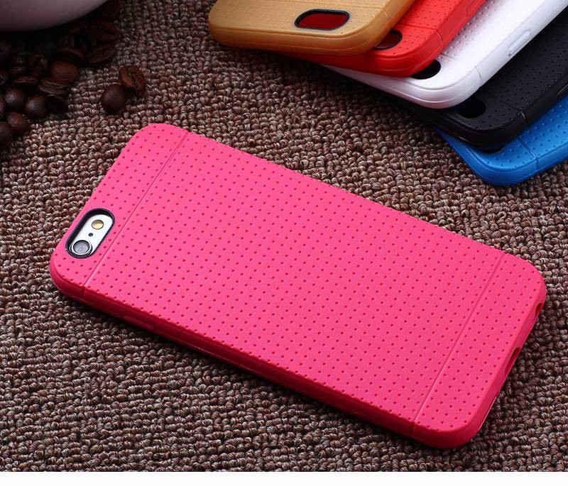 i6 6s TPU Case For iPhone 6 6S Slim Back Protect Skin Rubber Phone Cover Fundas Silicone Gel Coque For iPhone 6 S Case Flexible